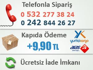 Telefonla Sipariş