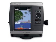 Garmin GPSMAP 521S Balık Bulucu & GPS Combo