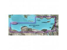 Garmin GPS Akdeniz Haritası