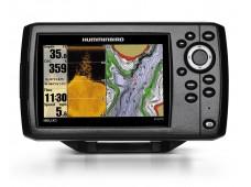 Humminbird Helix 5 DI GPS (Balık Bulucu+GPS+Down Imaging)