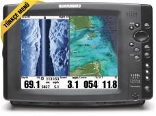 Humminbird 1198c SI Balık Bulucu ve GPS Combo