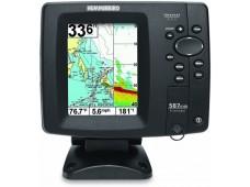 Humminbird 587ci HD Balık Bulucu & GPS