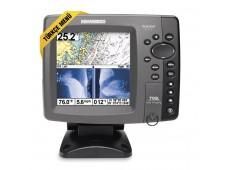 Humminbird 798ci HD SI Renkli Balık Bulucu / GPS Combo
