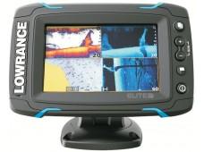 Lowrance ELITE 5Ti Balık Bulucu + GPS