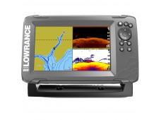 Lowrance HOOK2 7 SS Balık Bulucu + GPS