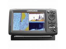 Lowrance HOOK 7 Balık Bulucu + GPS
