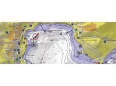 Navionics GPS Bölgesel Haritası - Ege
