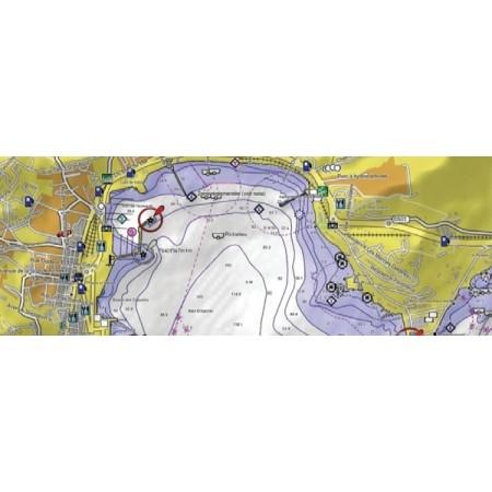 Navionics GPS Bölgesel Haritası - Tüm Türkiye