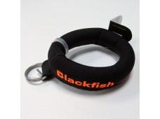 Blackfish Batmaz Anahtarlık Siyah-Turuncu