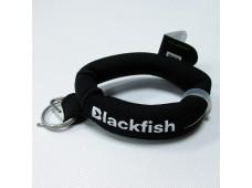 Blackfish Batmaz Anahtarlık Siyah-Beyaz