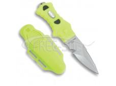 Free-Sub Sharkteeth Dalış Bıçağı / Sarı