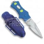 Free-Sub Sharkteeth Dalış Bıçağı / Mavi