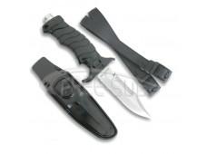 Free-Sub Aquasaw Dalış Bıçağı / Siyah