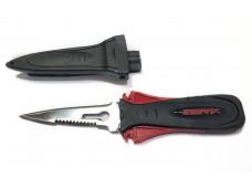 Labrax Falcon Dalış Bıçağı (Paslanmaz)