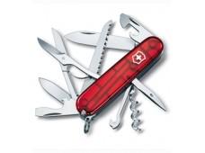 Victorinox Huntsman Çakı Kırmızı Şeffaf Vt 1.3713.T