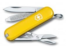 Victorinox Classic Sd Sarı Çakı Vt 0.6223.8