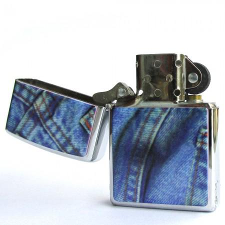 Zippo Jeans 2 Çakmak 250-612