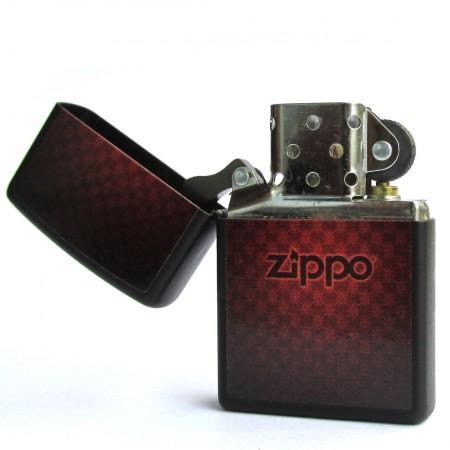 Zippo Logo Çakmak 218
