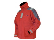 The Cape Inshore Ceket Kırmızı/Gri