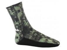 Apnea Supratex Çorap (Kamuflaj) 3mm
