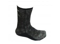 Cressi Tracina Kamuflajlı Çorap 3mm