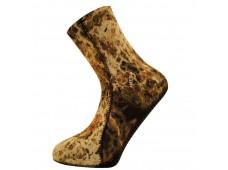 Free-Sub Opencell Expert Brown Tabanlı Çorap 3mm