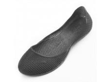 İnox Bayan Deniz Ayakkabısı / Siyah