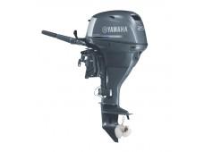 YAMAHA F25 Hp DMHS Kısa Şaft Manuel Deniz Motoru