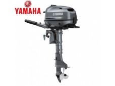 Yamaha F6 Hp 4 Zamanlı Deniz Motoru  / Kısa Şaft