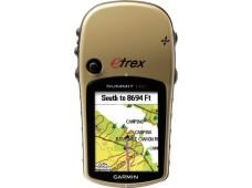 Garmin Summit Hc El Tipi GPS