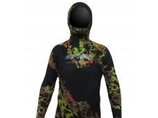 Apnea Legend Elbise Kamuflajlı 5 mm / Yeşil
