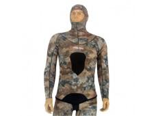 Free-Sub Avcı Beige Rock Elbise 3mm