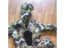 Imea Avcı Camo Dalış Elbisesi 7mm / Yeşil
