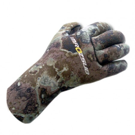 İmrozsub Thermo Kamuflajlı Eldiven 3,5mm