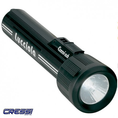 Cressi Lucciola Dark Sualtı Feneri