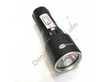 Diverman DM-2500 Dalış Feneri (2500 Lümen)