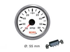 Mors Ampermetre (Şönt Dahil) / Beyaz
