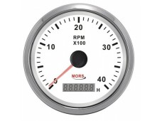 Mors Devir Göstergesi 4000rpm / Beyaz