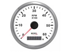Mors Devir Göstergesi 6000rpm / Beyaz