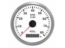 Mors Devir Göstergesi 8000rpm / Beyaz