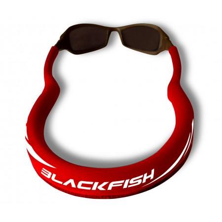 Blackfish Gözlük İpi Kırmızı-Beyaz / Kalın