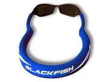 Blackfish Gözlük İpi Mavi-Beyaz / Kalın