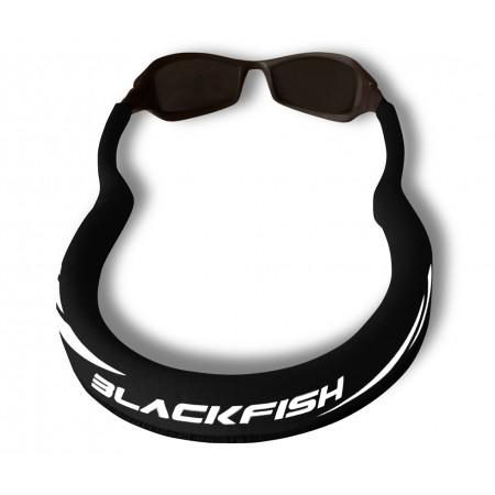 Blackfish Gözlük İpi Siyah-Beyaz / Kalın