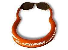 Blackfish Gözlük İpi Turuncu-Beyaz / Kalın