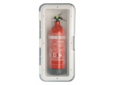 Yangın Söndürücü Yuvası 1kg'lık ( Şeffaf Kapaklı)