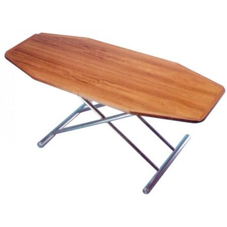 Katlanır Tik Güverte Masası 160x65 cm