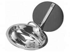 CAN Musluklu Kapaklı Evye Oval - LR1450