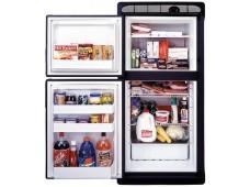 EV0061 Buzdolabı ve Dondurucu - Çift Kapılı / Siyah