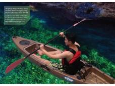 Winner Kayaks VUE-2 Tek Kişilik Transparan Kano