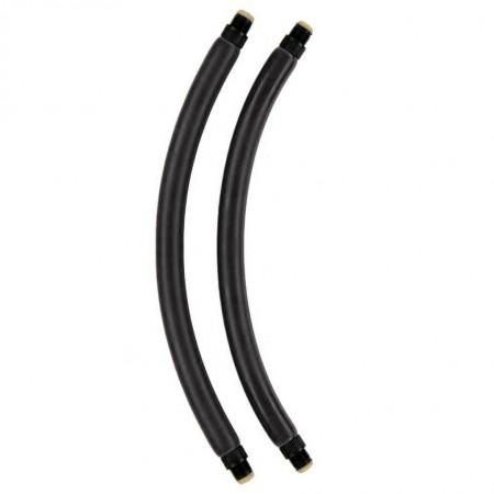 Apnea Çift Komponentli Siyah Zıpkın Lastiği / 20 mm